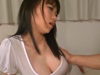 Akane Yoshinaga Arousing Asian Babe In Wet Clothes Is Fucked